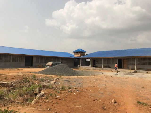 Harrisburg Liberia High School